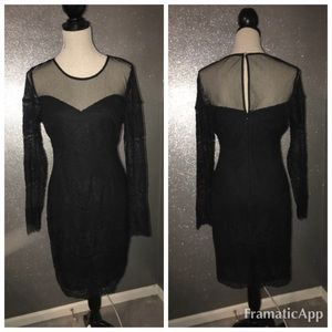 Guess net and lace dress: 10